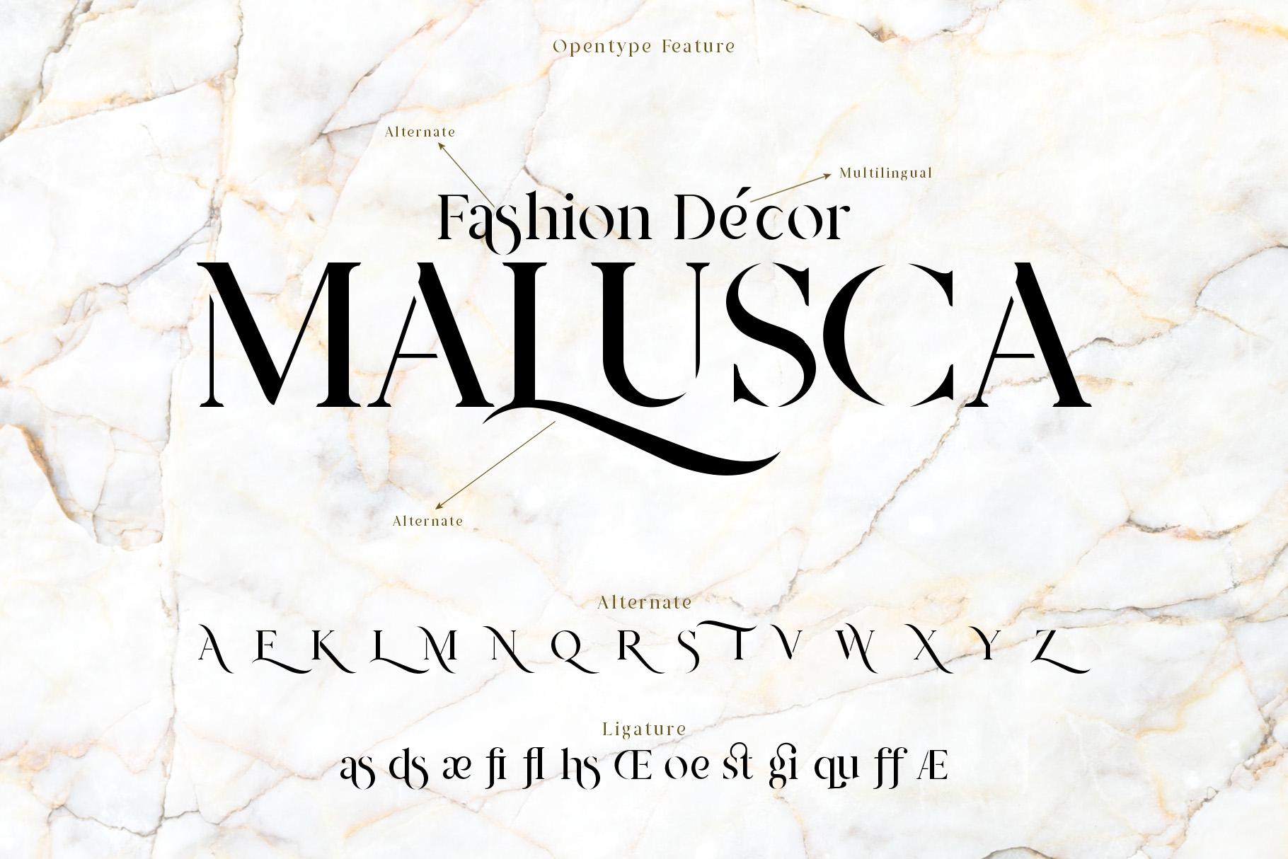 Prestige Signature - Serif & Script example image 3