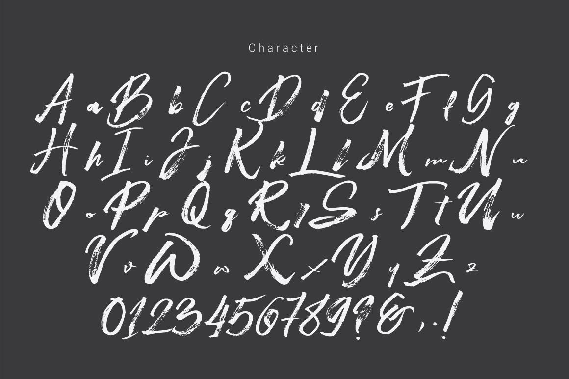 Beastmachine Typeface example image 6