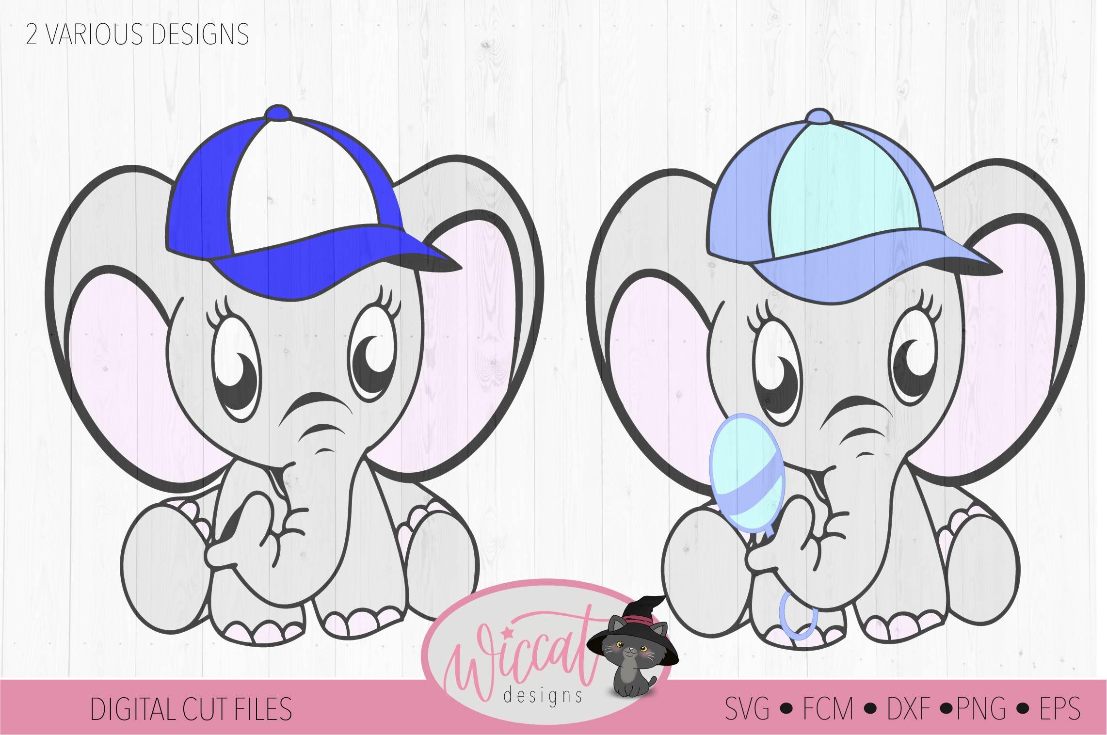 Elephant bundle, Baby elephant, Neutral boy, girl example image 2