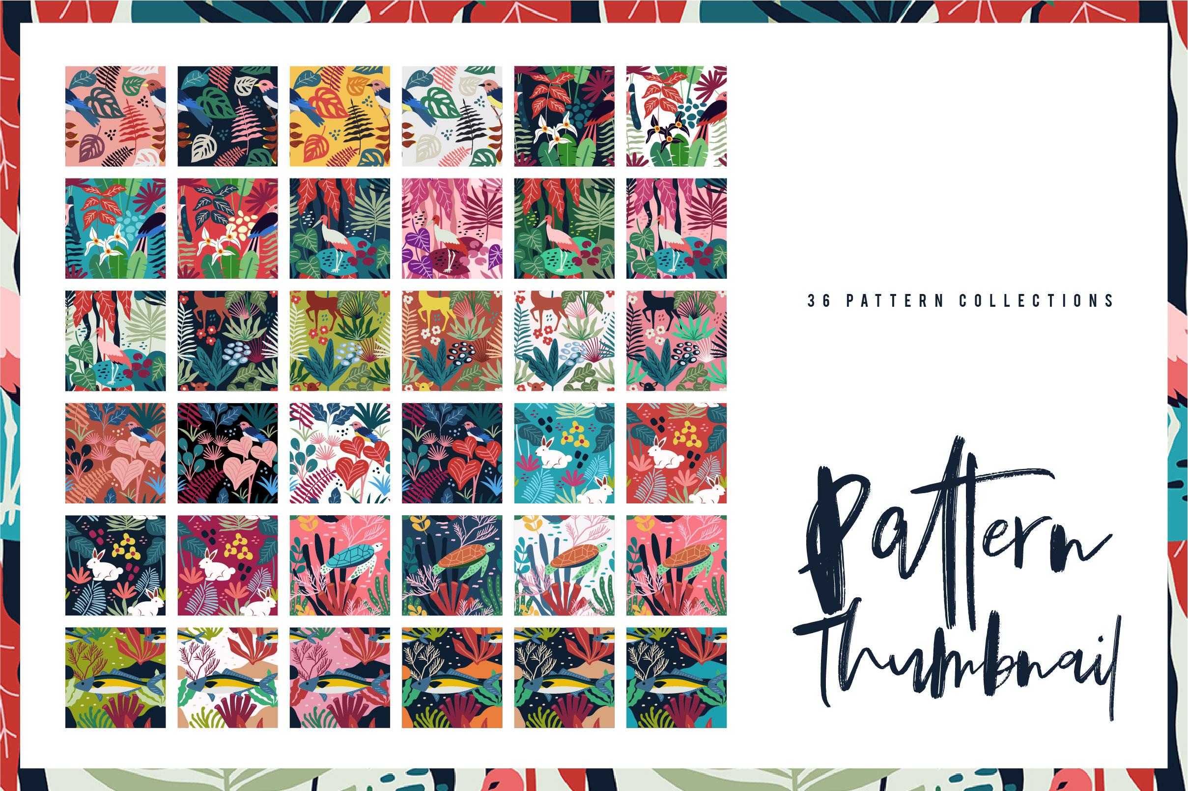 Spring Pattern Toolkit example image 5