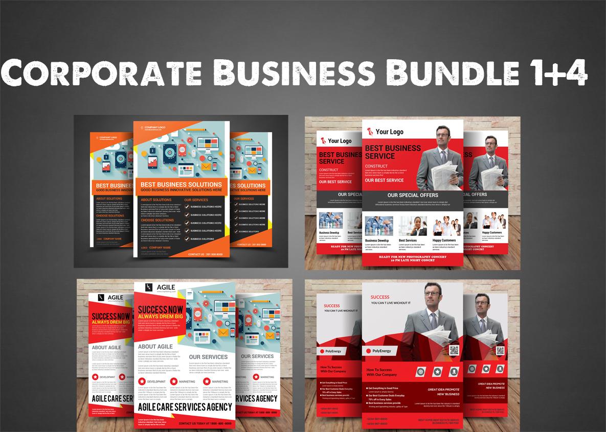 Corporate Business Bundle 4 example image 1
