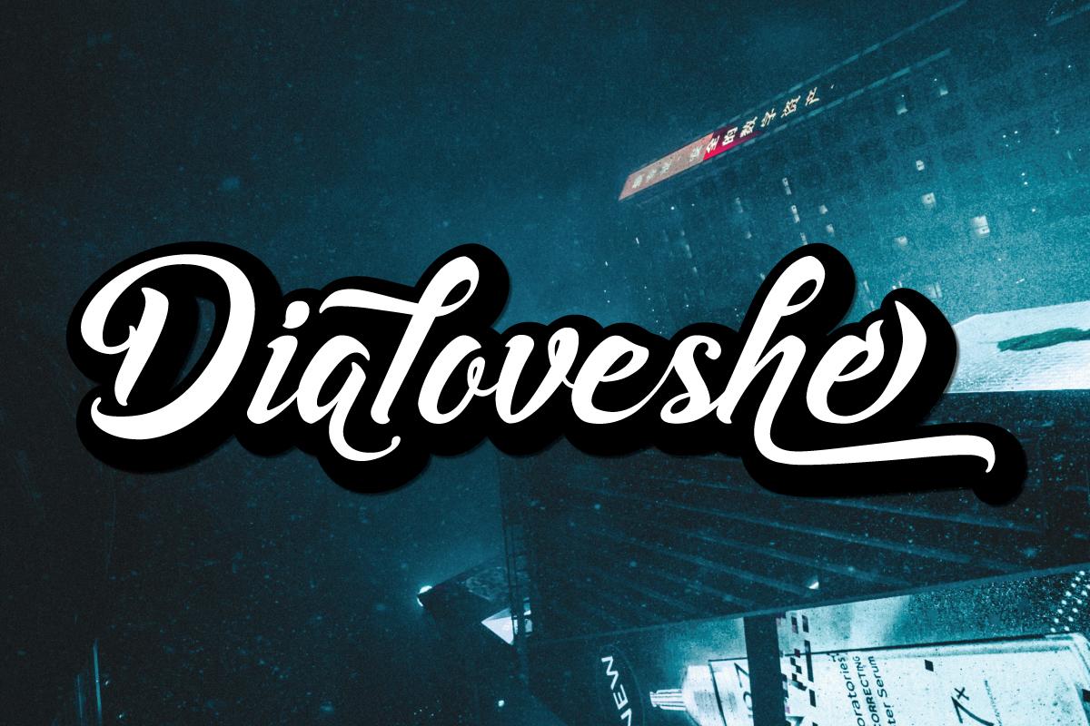 Dialoveshe example image 1