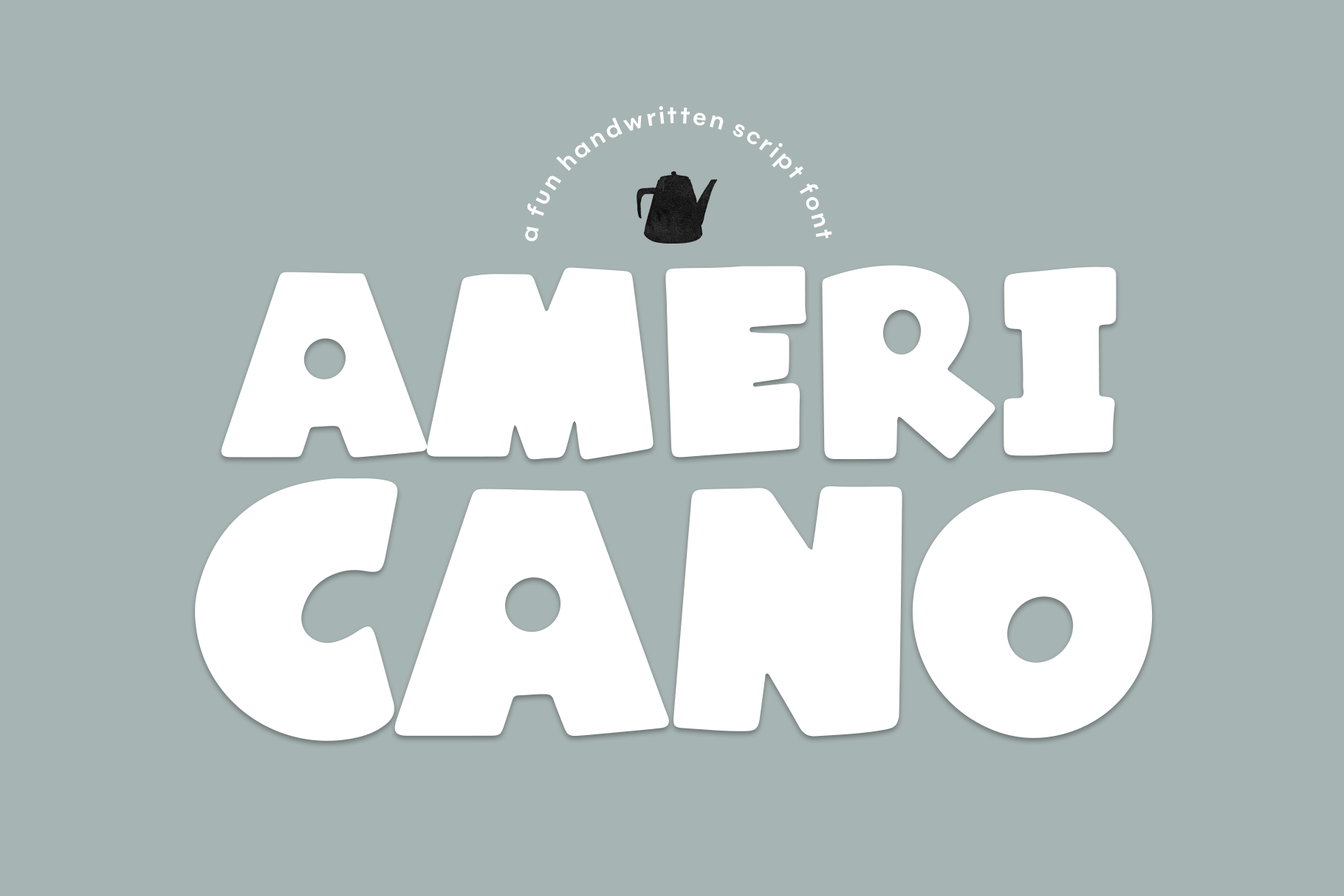 The Coffee Bundle - 6 Fun & Quirky Fonts example image 24