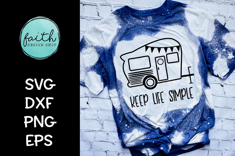 Keep Life Simple Camper example image 4