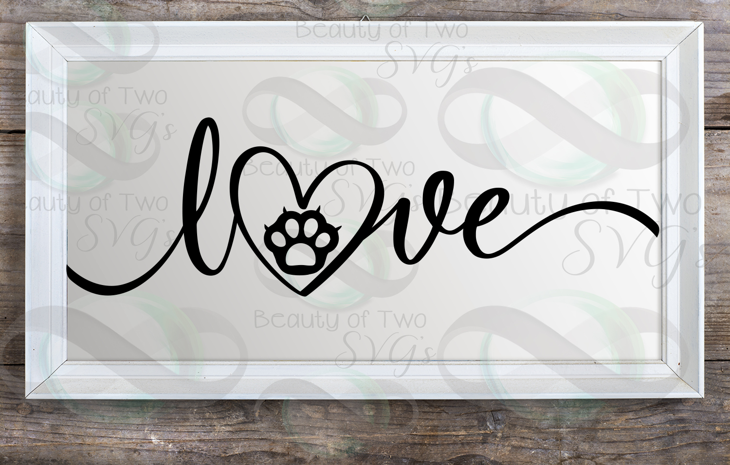 Cat Love svg, love my cat svg, rescue cat svg, cat loss svg example image 3