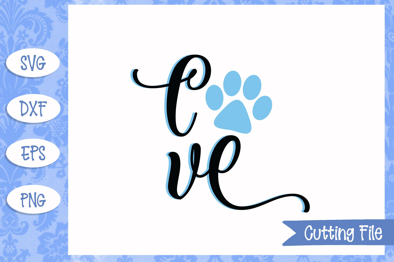 Download Love dog SVG File