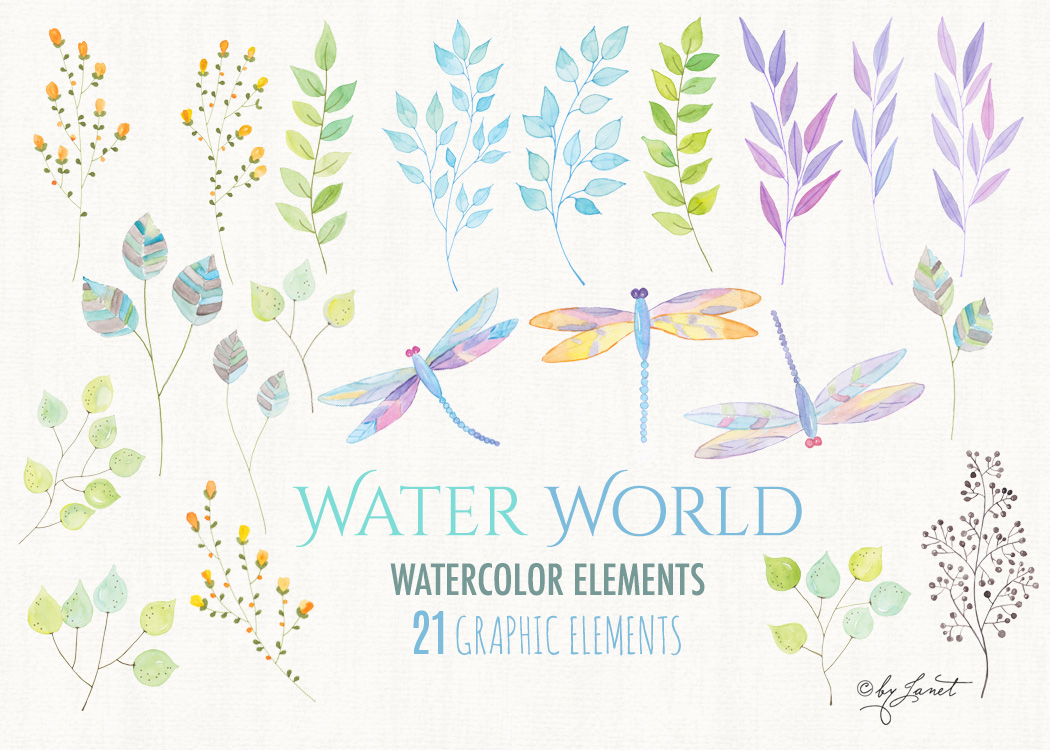 Water World example image 2