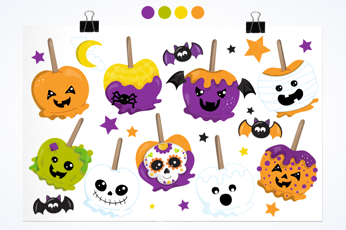 Pumpkin graphic and illustrations example image 2