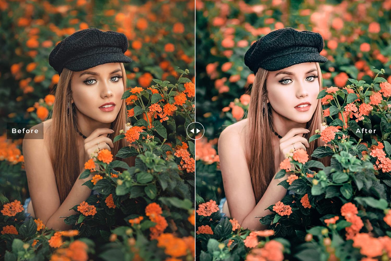 Perfect Colors Pro Mobile & Desktop Lightroom Presets example image 2