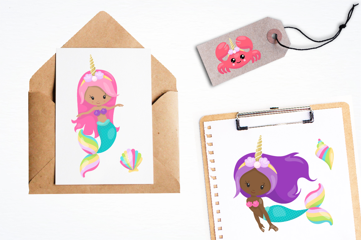 I wanna be a unicorn graphic and illustrations example image 5