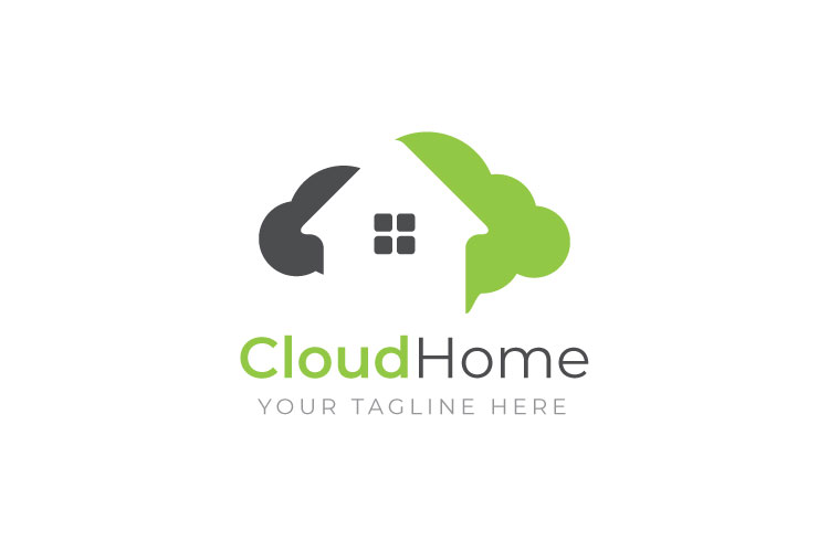 Cloud Home Logo example image 1
