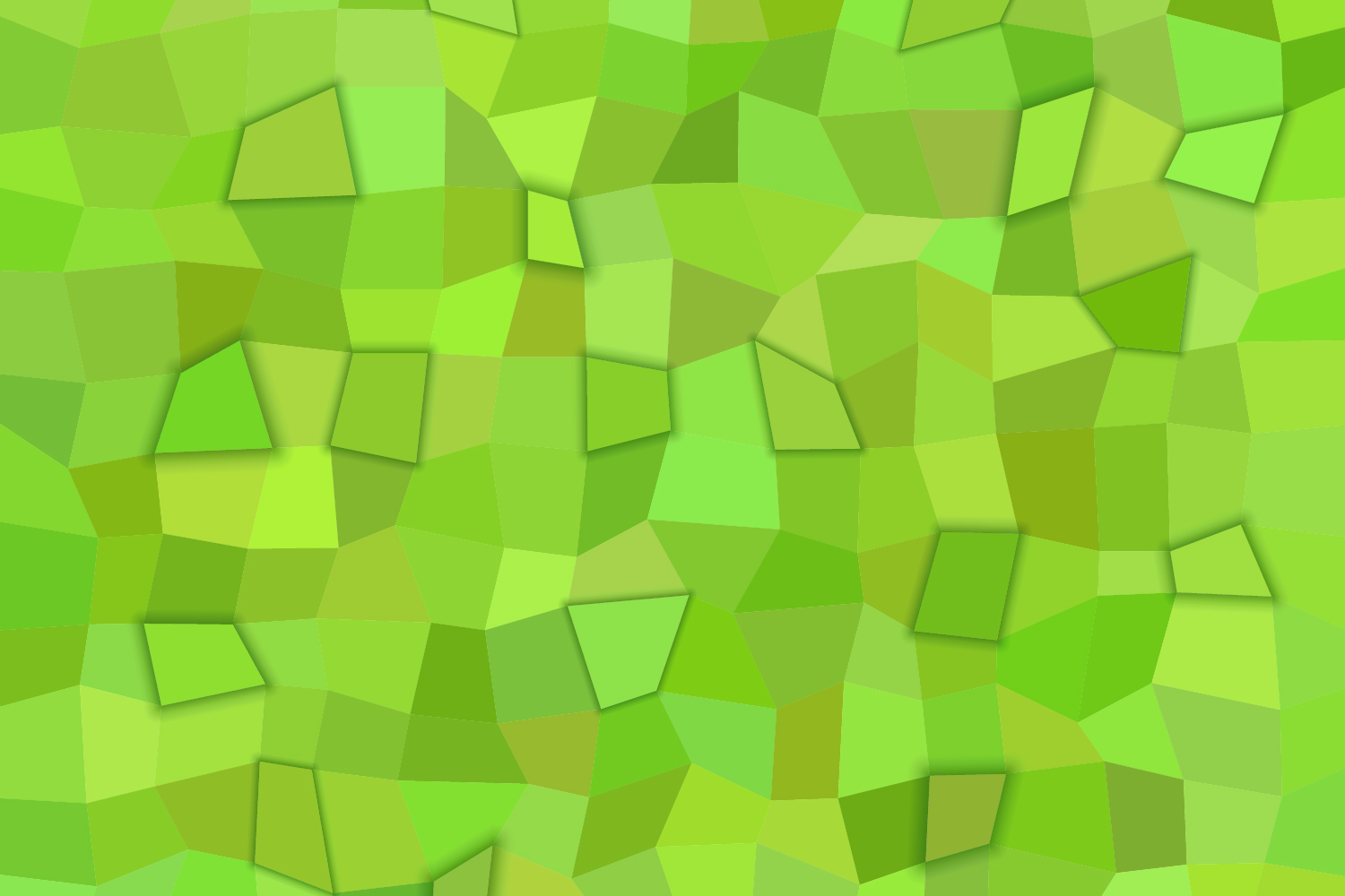 8 Green 3D Rectangle Backgrounds (AI, EPS, JPG 5000x5000) example image 2
