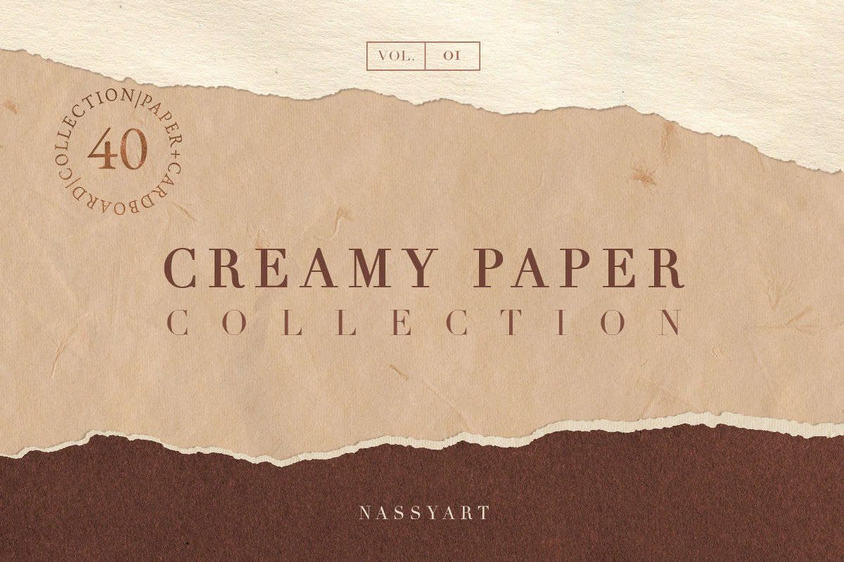 Creamy Paper Collection example image 1