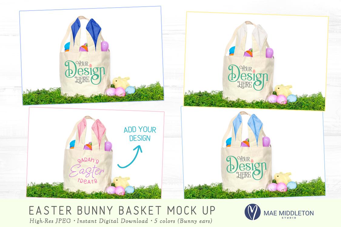 Easter Mock up Bundle example image 7
