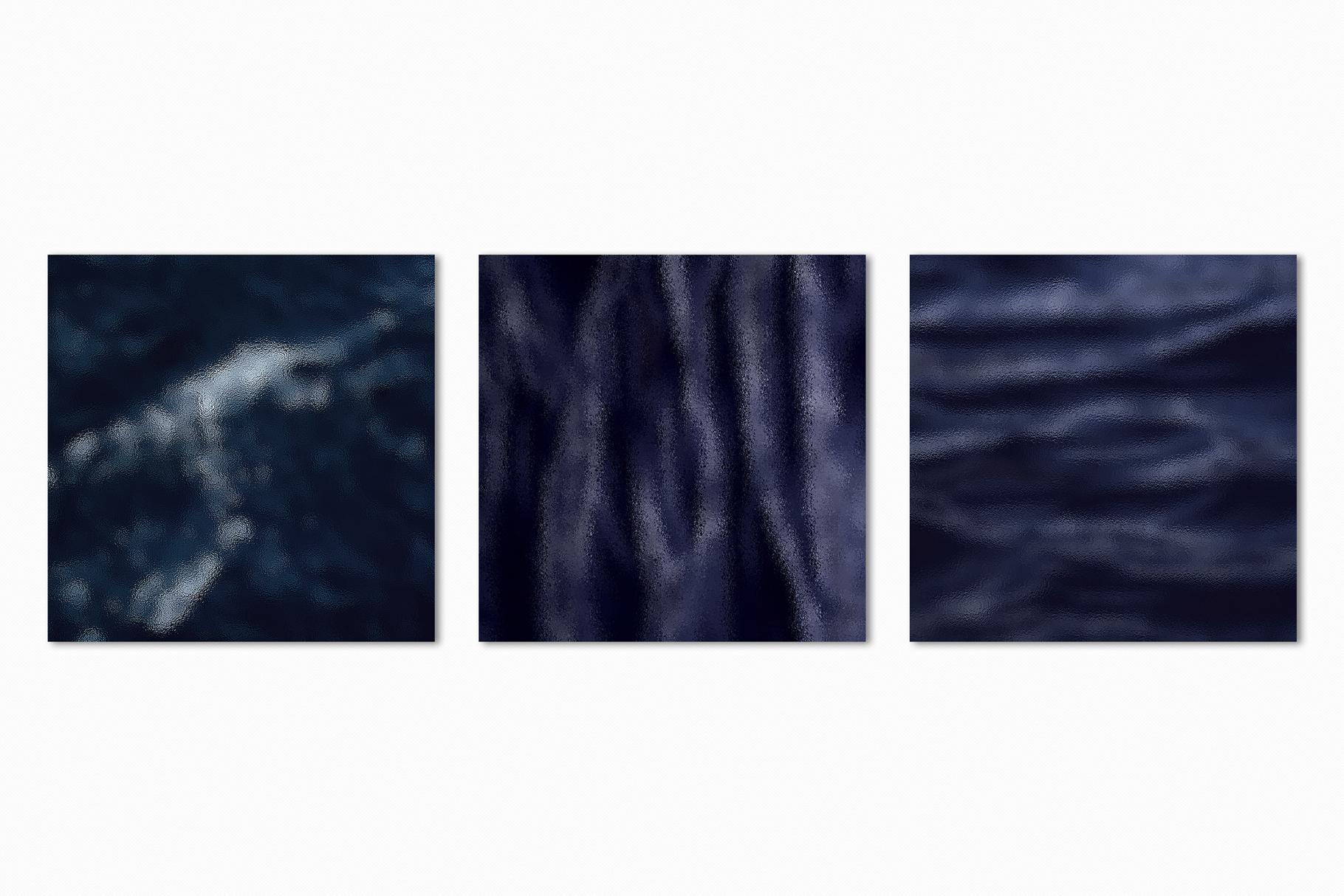 Dark Metallic Textures - 15 Foil & Glitter Digital Papers example image 14