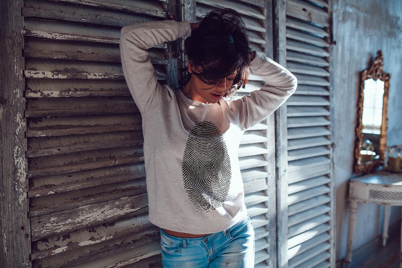 Sweatshirt Mock-Up Vol.1 2017 example image 9