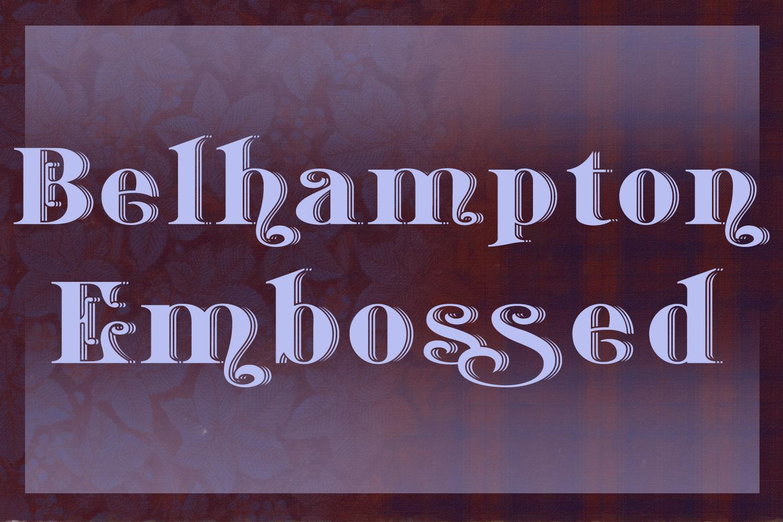 Belhampton Family example image 6