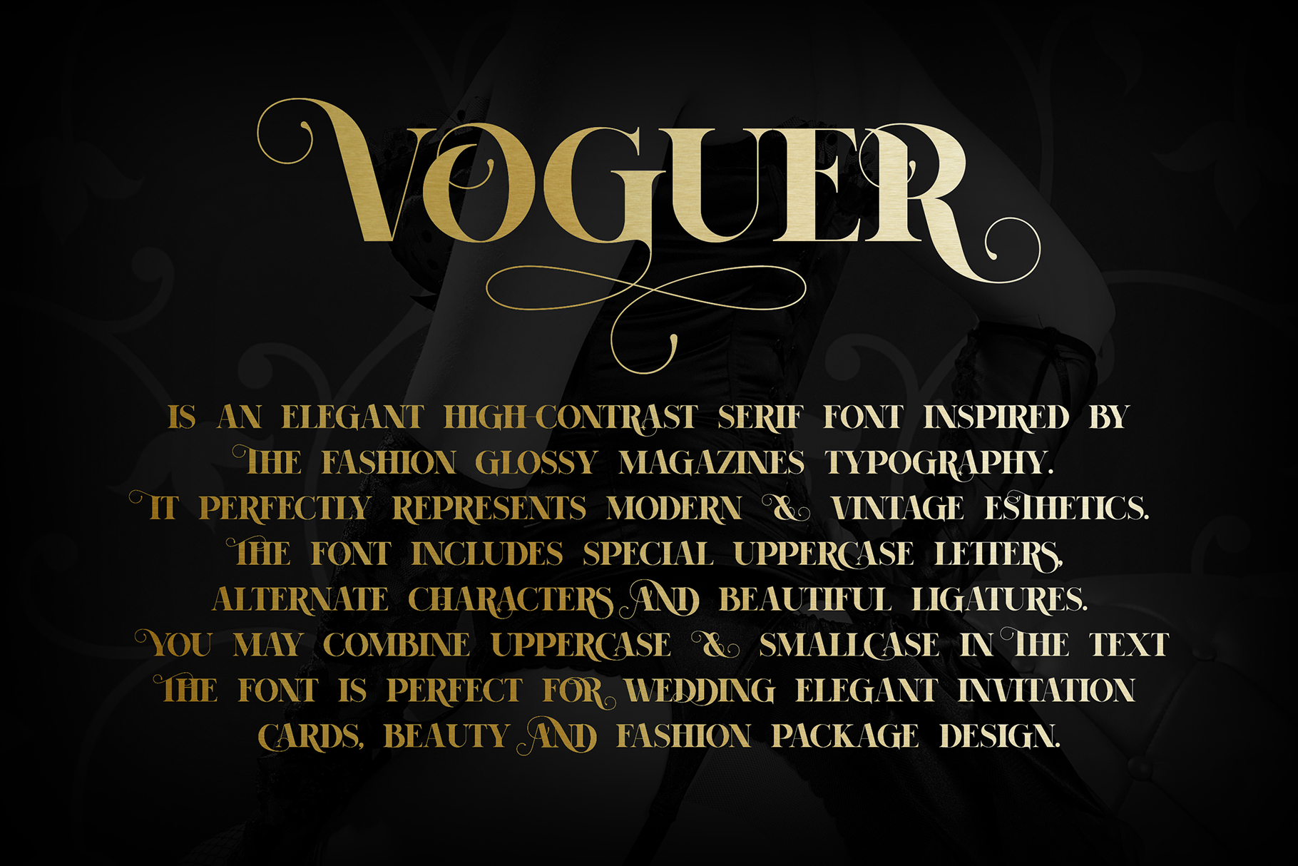 Voguer example image 2