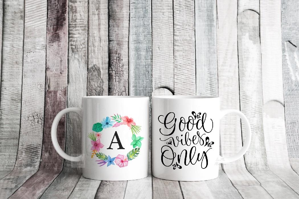 4x Bundle mug mockup PSD sublimation 11oz mugs mockups example image 5