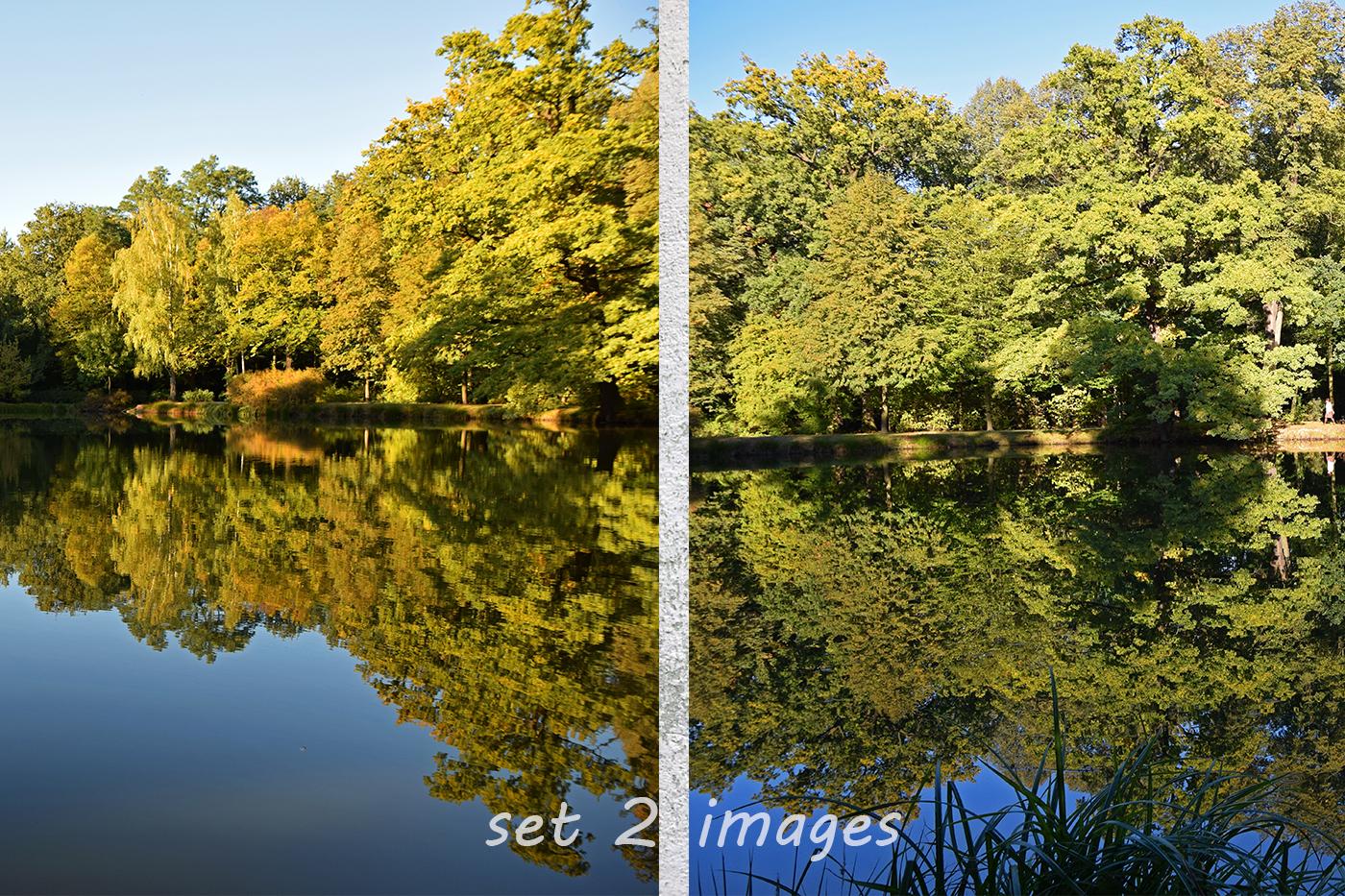 Nature photo, landscape photo, summer photo, sunset photo example image 2