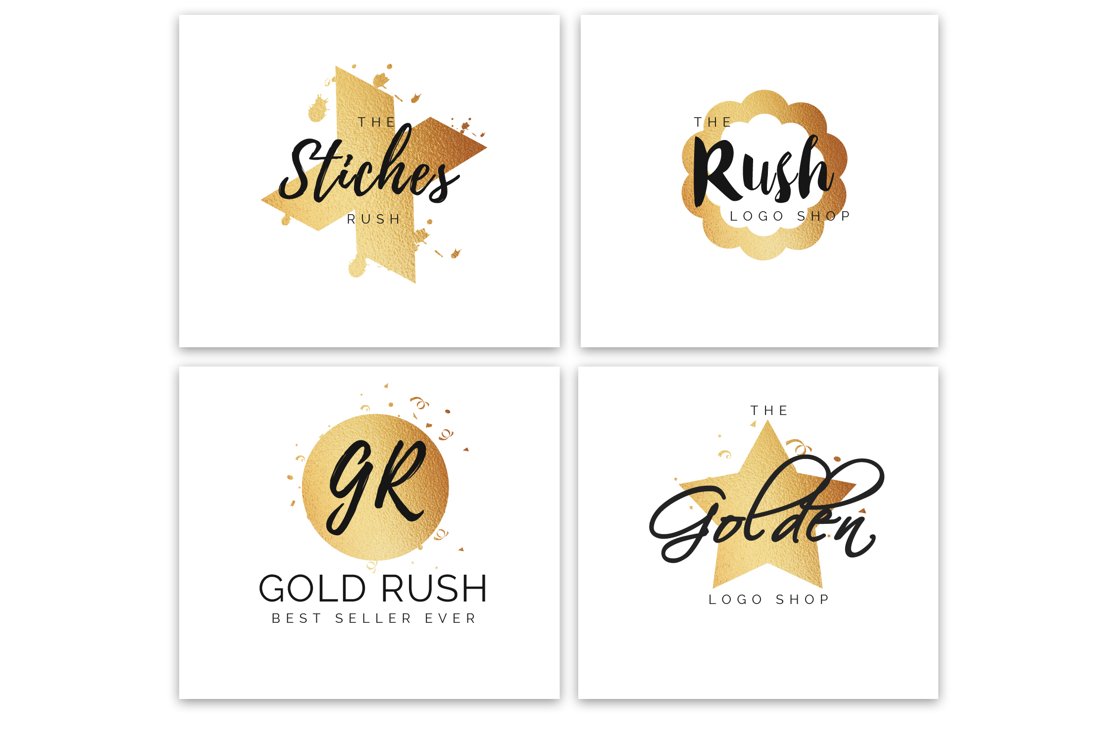 65 Best Branding Logo Templates example image 16