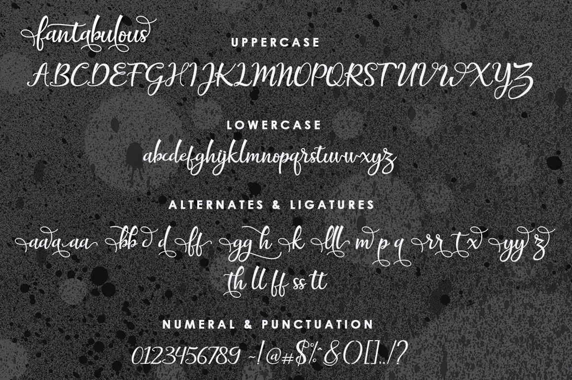 fantabulous script example image 5