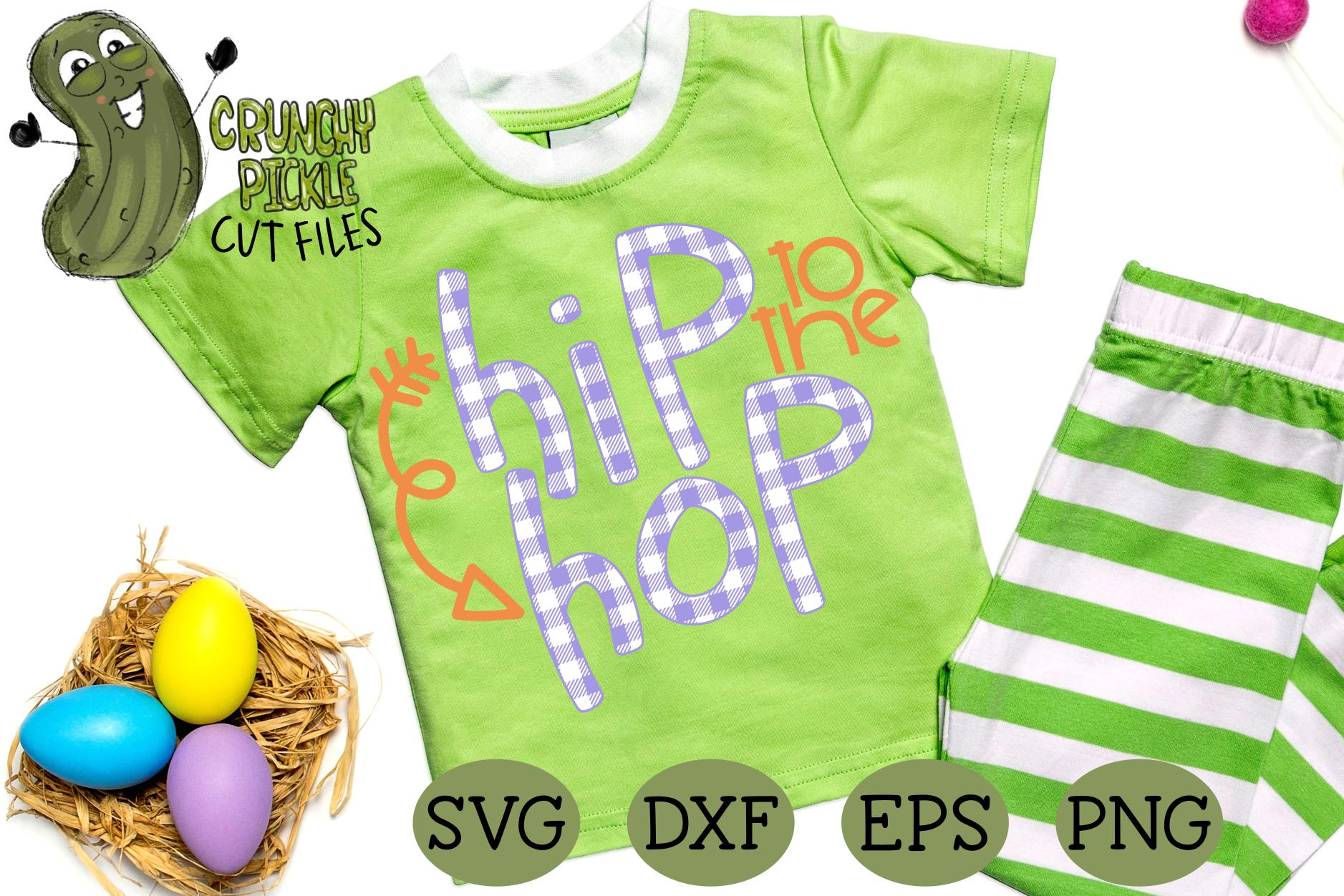 Plaid & Grunge Easter / Spring SVG Cut File Bundle example image 8