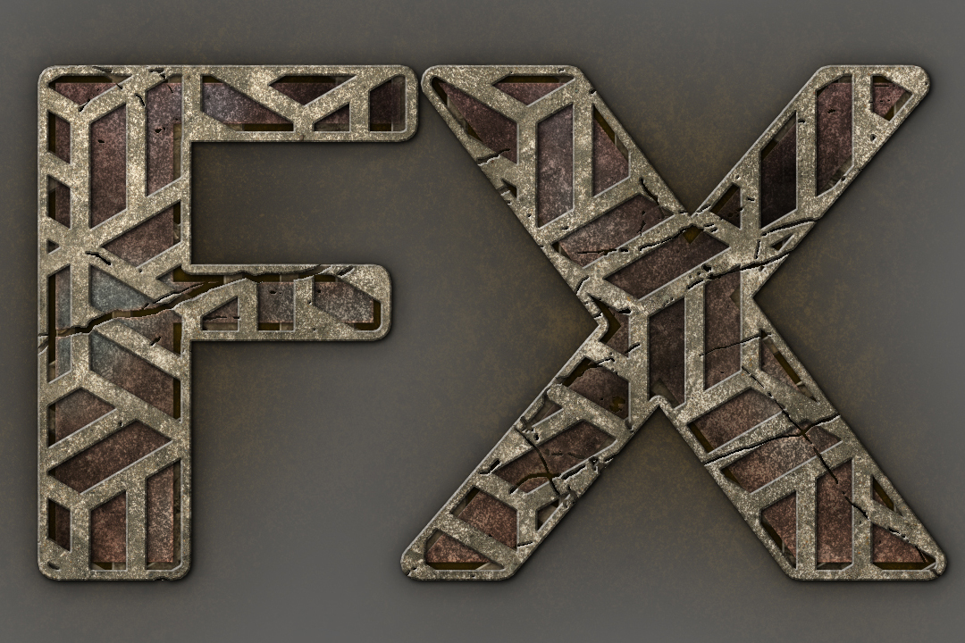 Dungeon TextFX example image 15