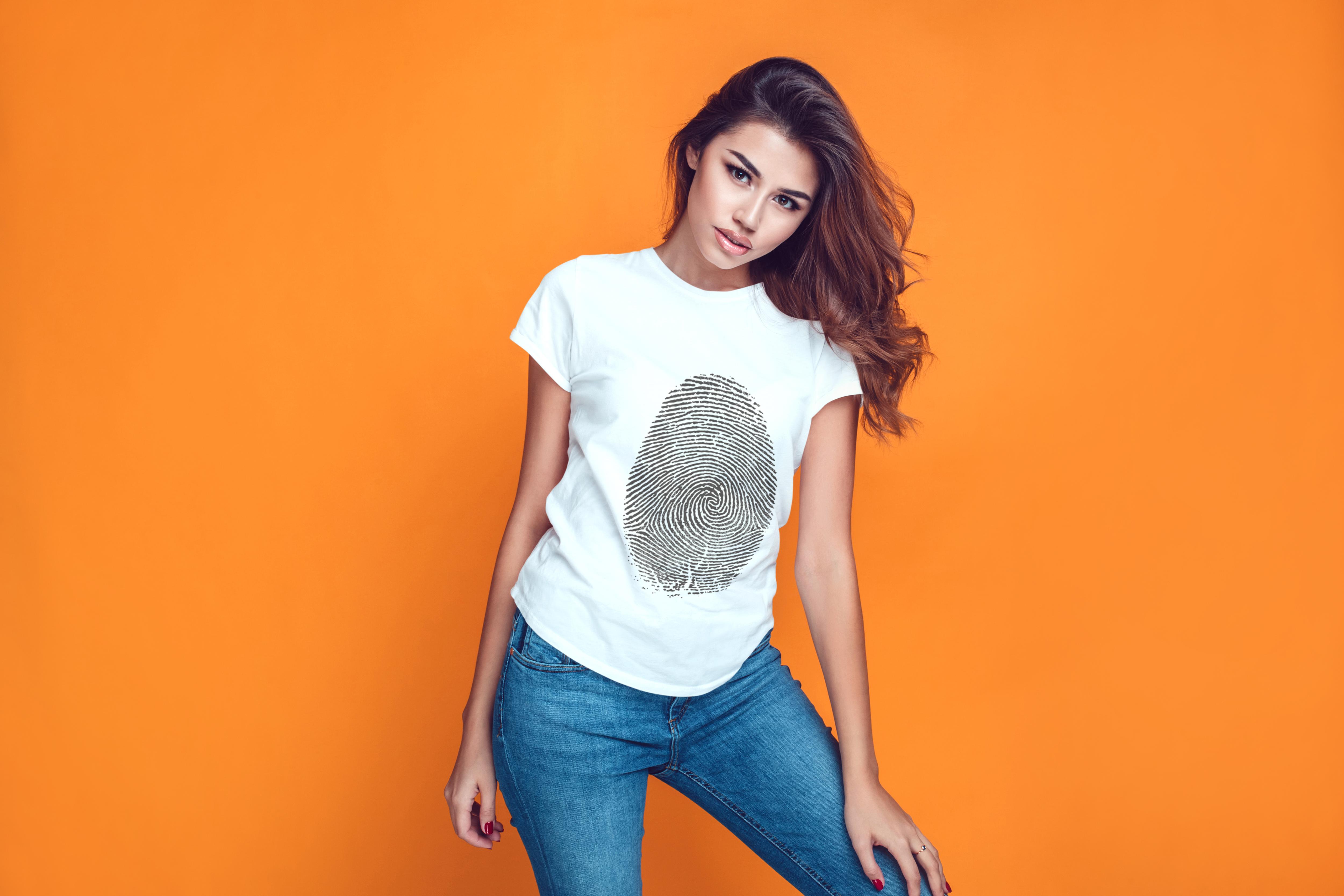 T-Shirt Mock-Up Vol.22 2017 example image 13