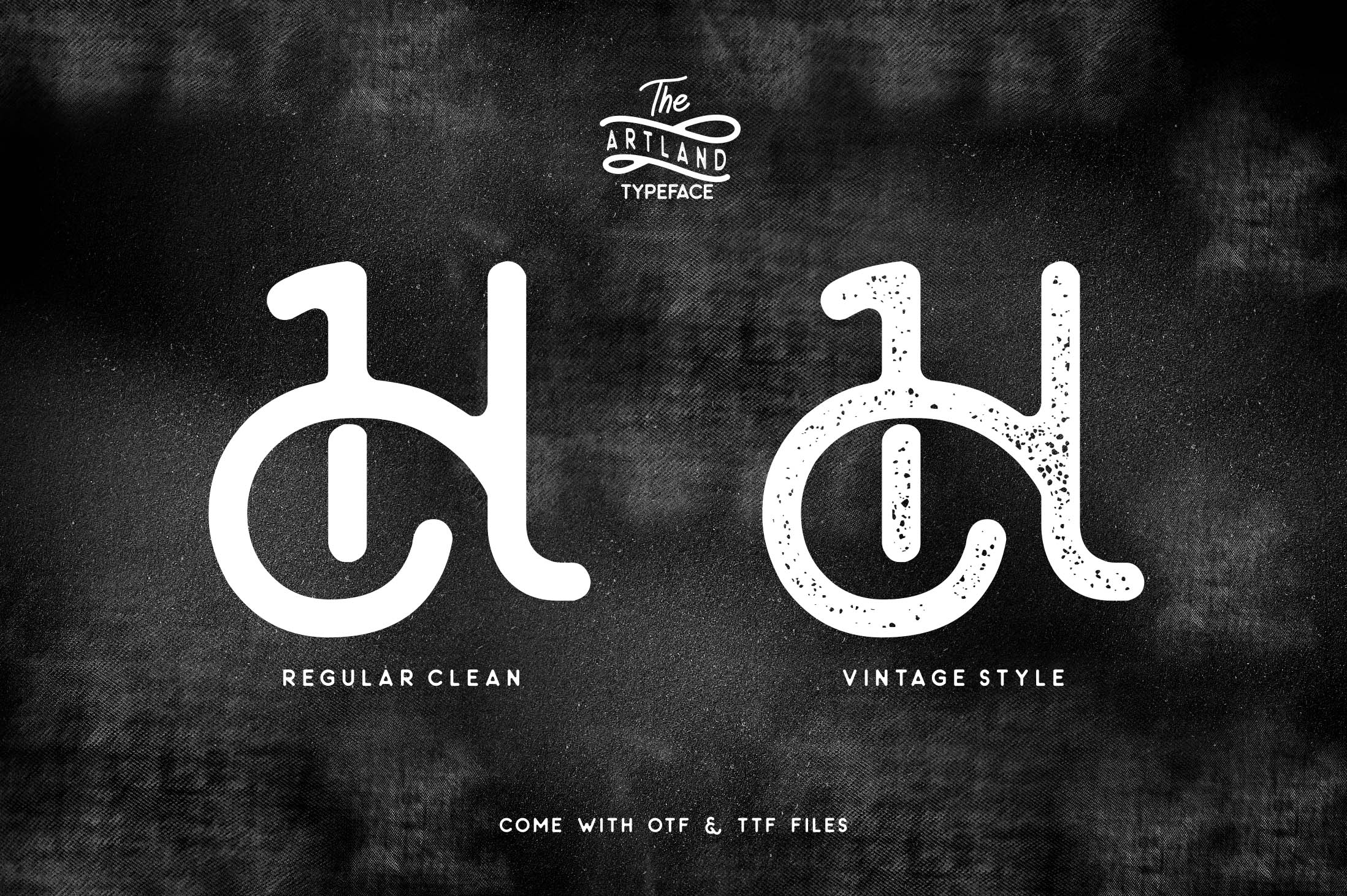 The Artland Typeface + Extras example image 2