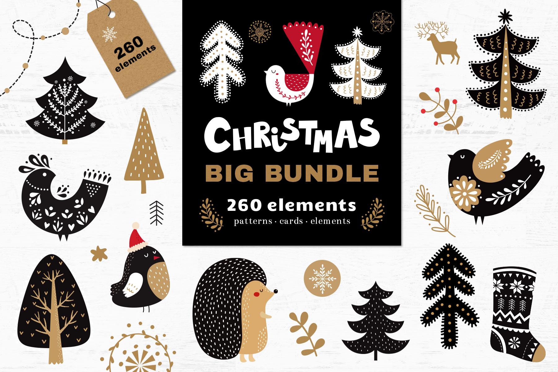 Big Christmas Bundle example image 1