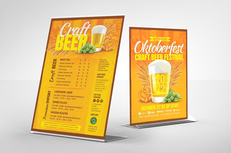 Oktoberfest Flyer example image 2