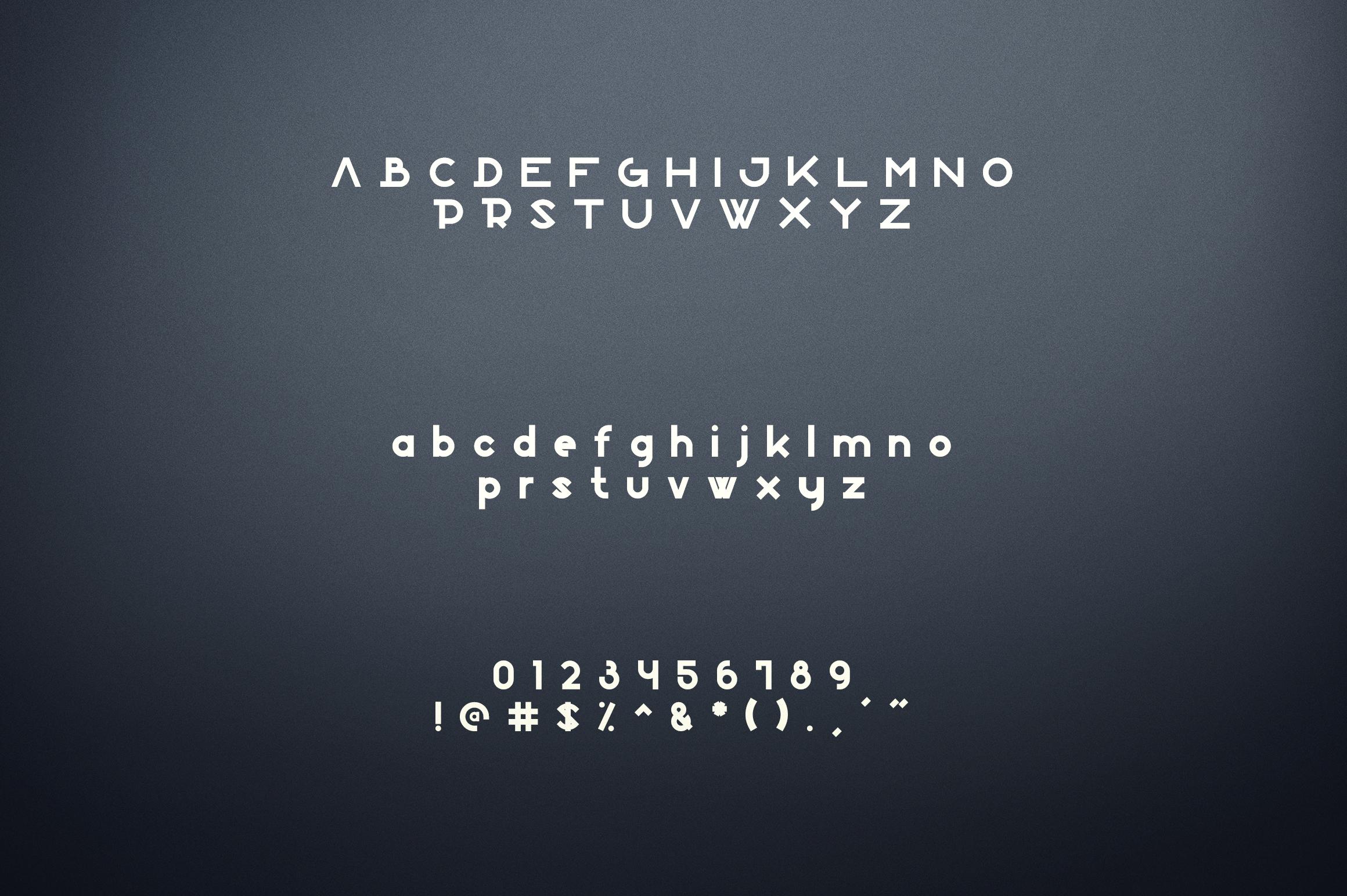 Boxo Font example image 7