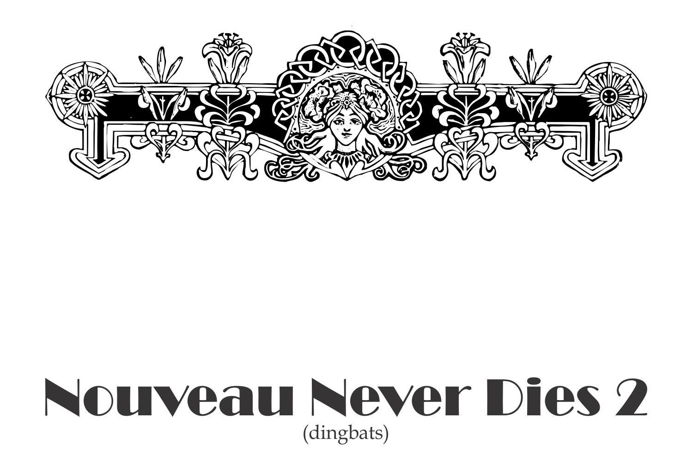Nouveau Never Dies 2 example image 1