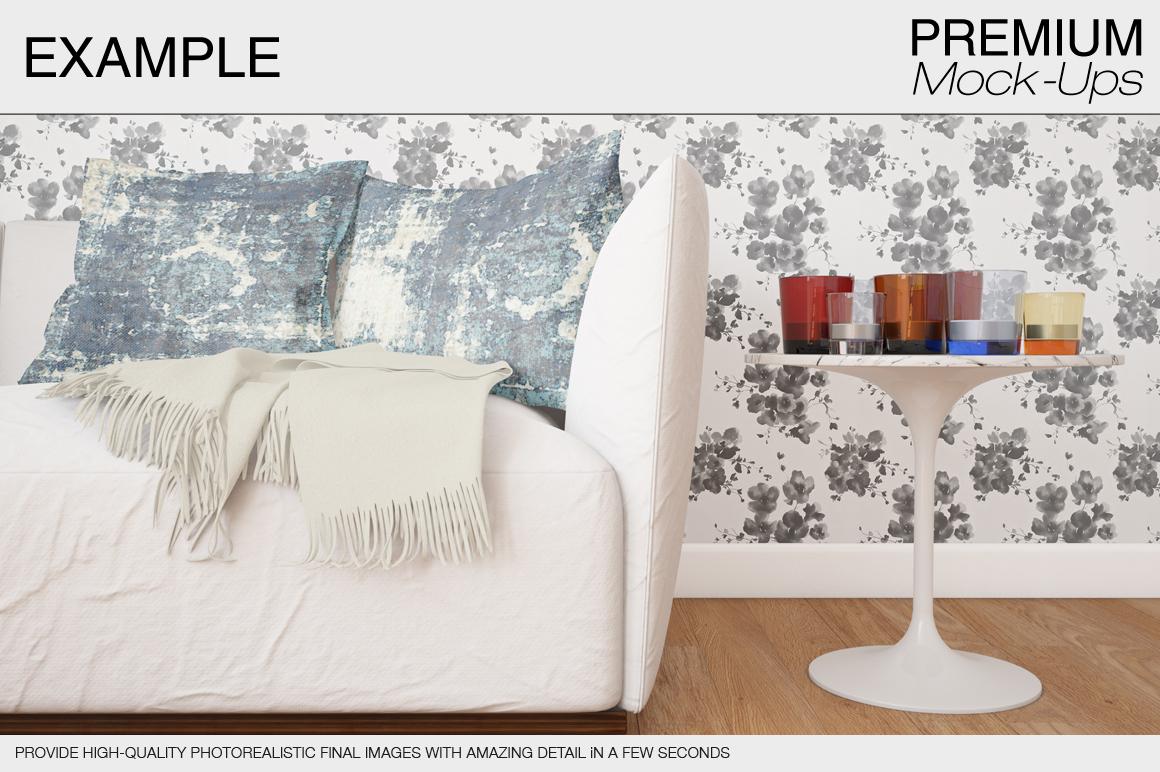 Pillow Mockup Set example image 11