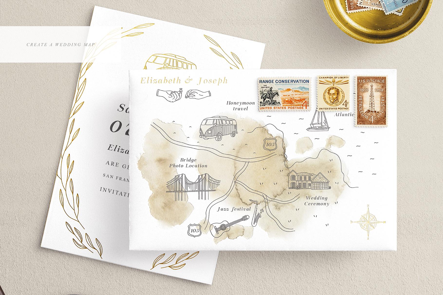 Wedding Map Creator example image 5