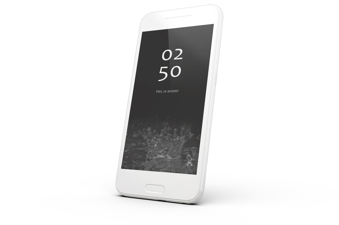 HTC One A9 MockUp example image 5