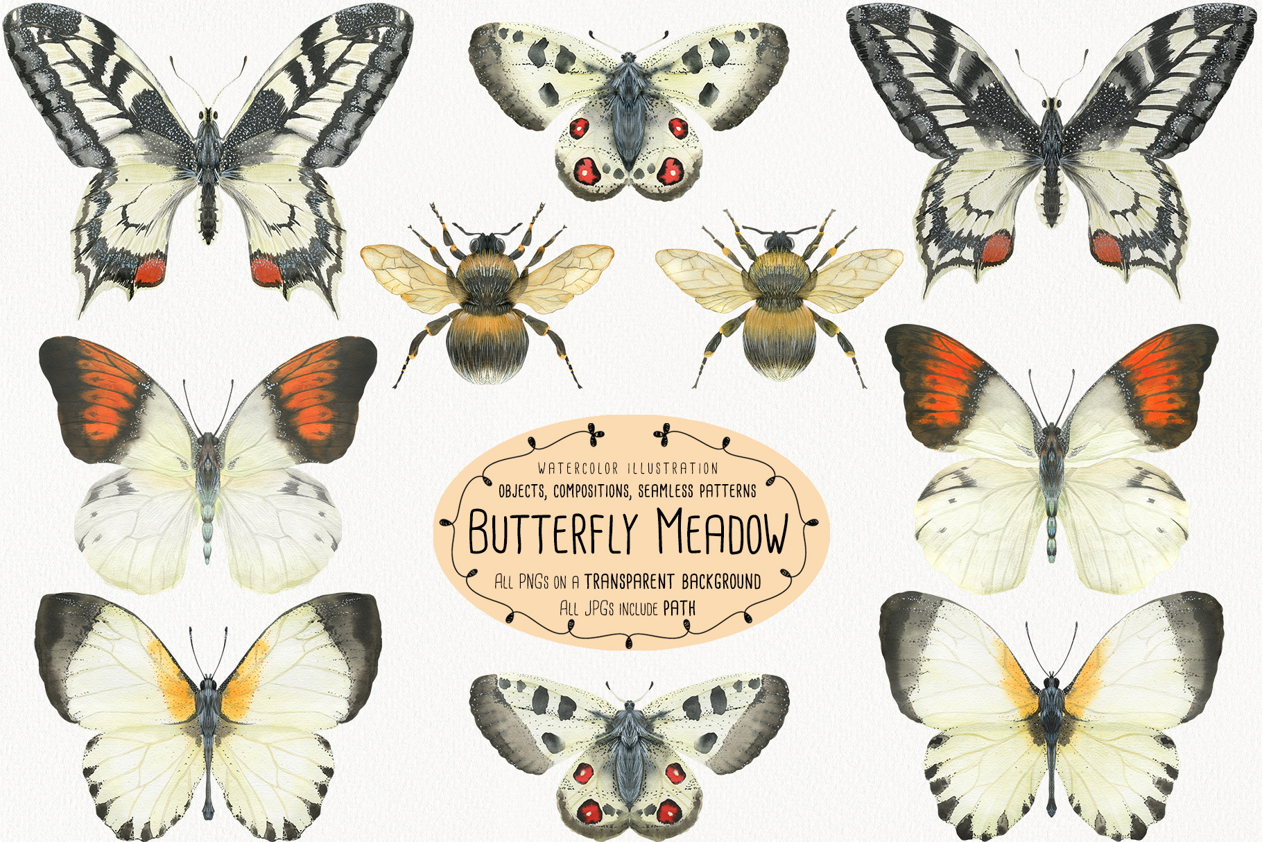 The Butterfly Meadow example image 2