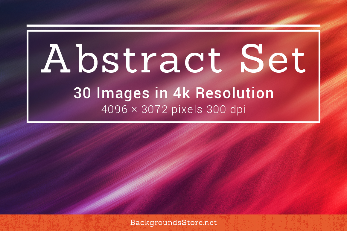 Abstracts Backgrounds Set example image 1
