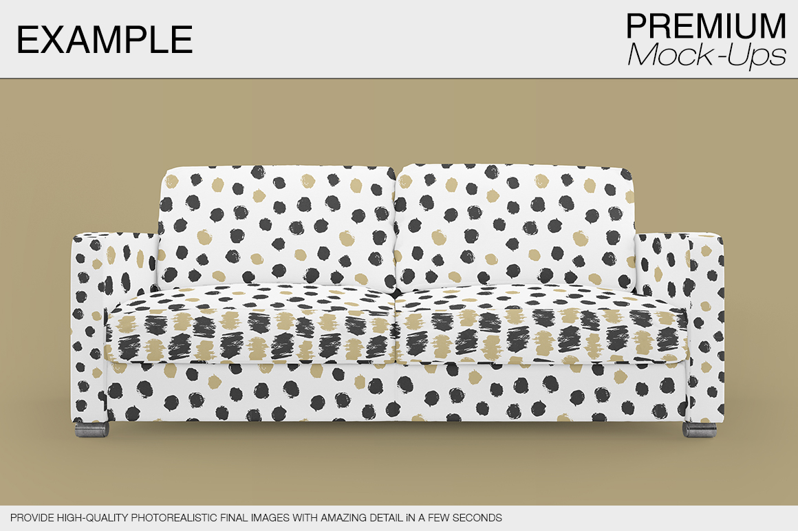 Sofa & Pillows Pack example image 9