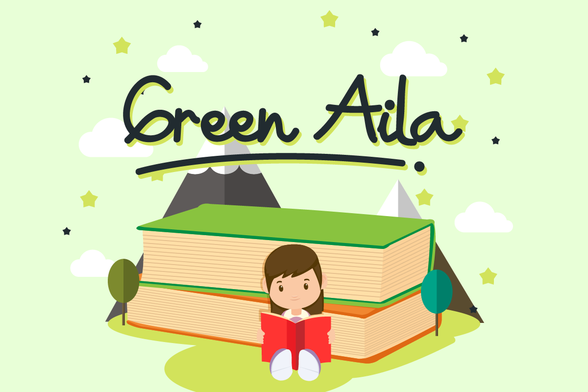 Green Aila example image 3