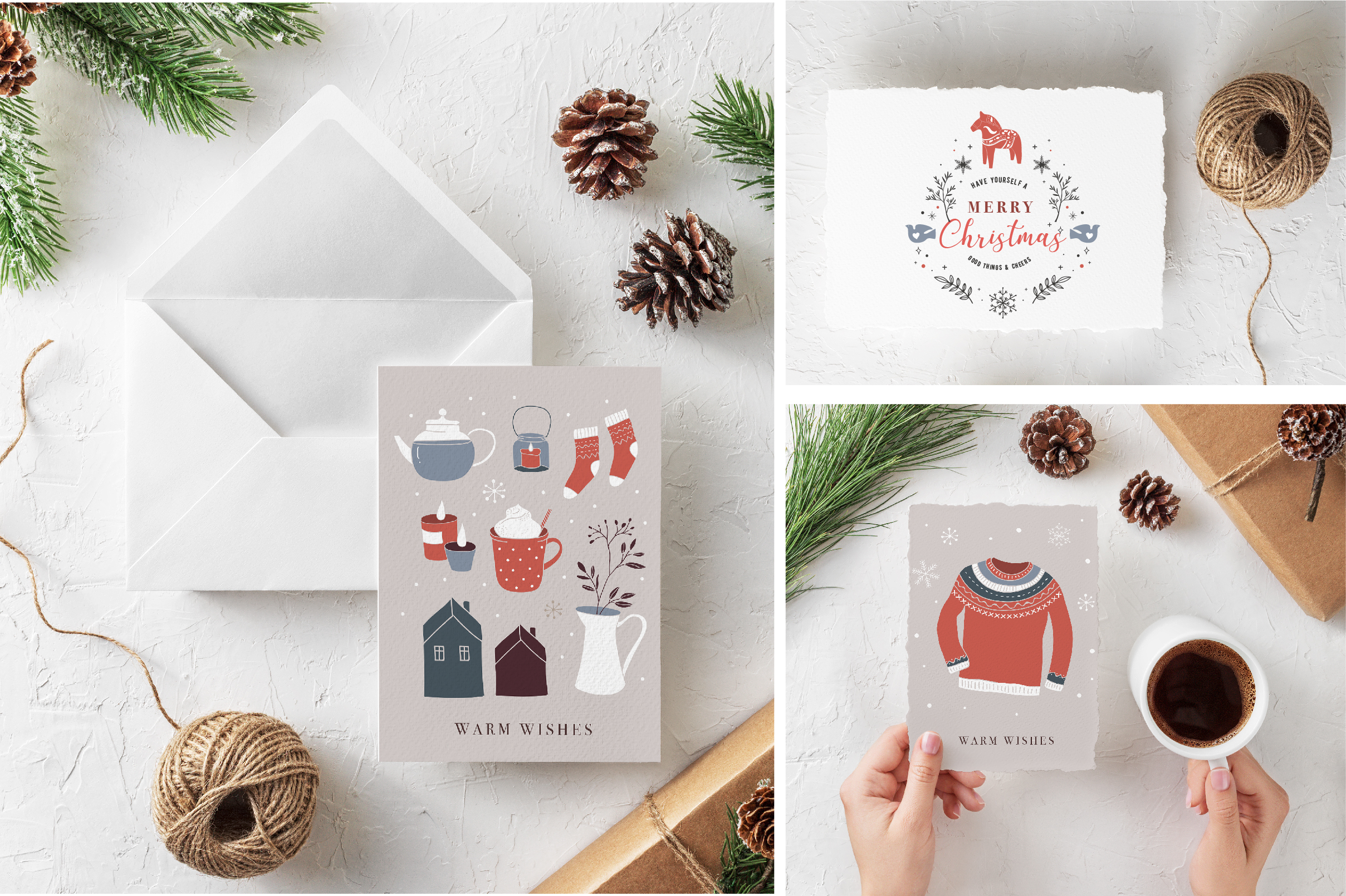 Nordic Christmas - winter collection example image 2