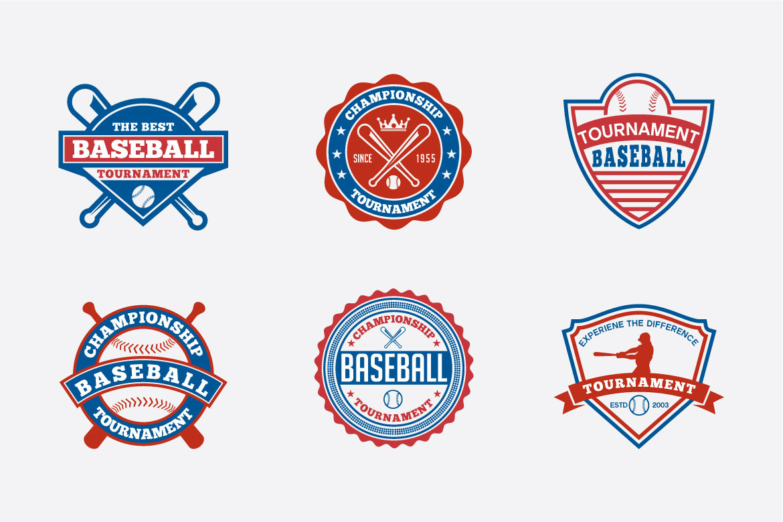 173 Sports Badges and Logo Bundle example image 4