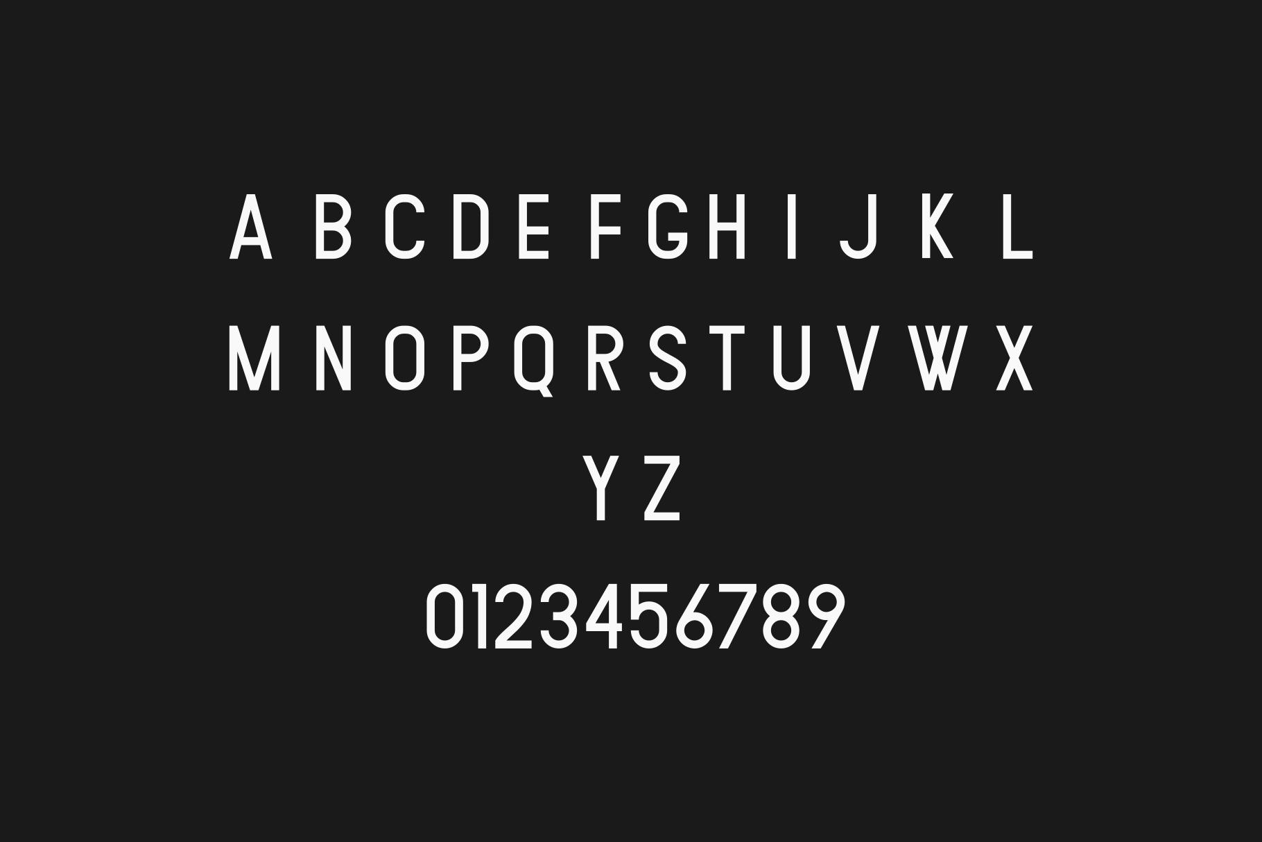 Bledug Font Family example image 4