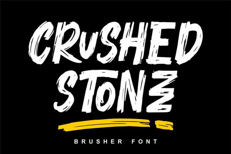 Crushed Stone example image 2