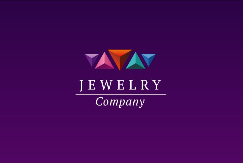 Jewelry company logo example image 2