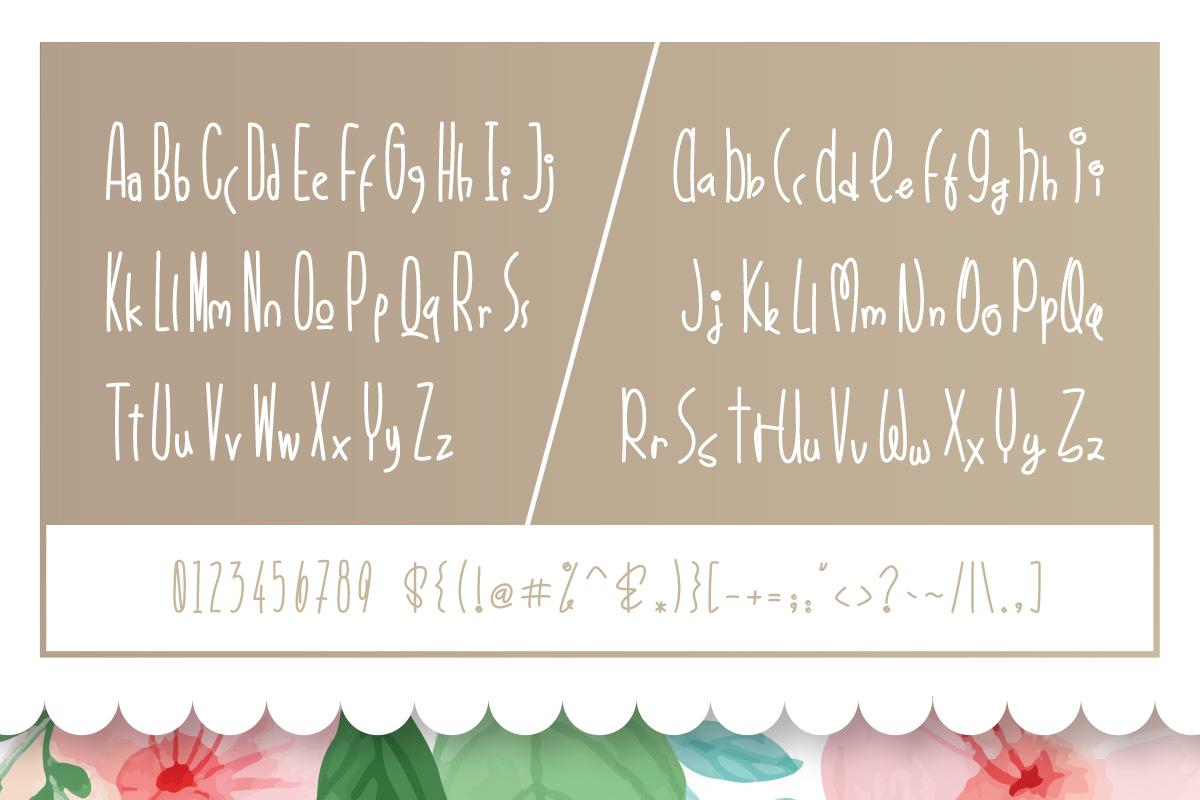 Brulee Font example image 6