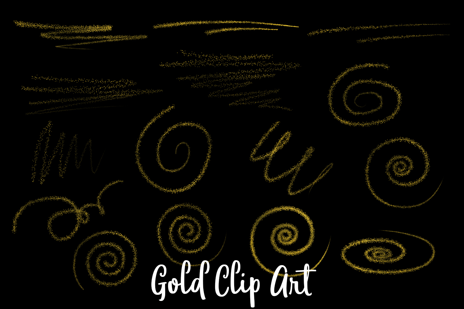 Gold Logo Clipart, Transparent PNG example image 2
