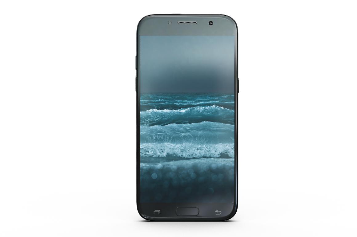 Samsung Galaxy A5 Mockup example image 4