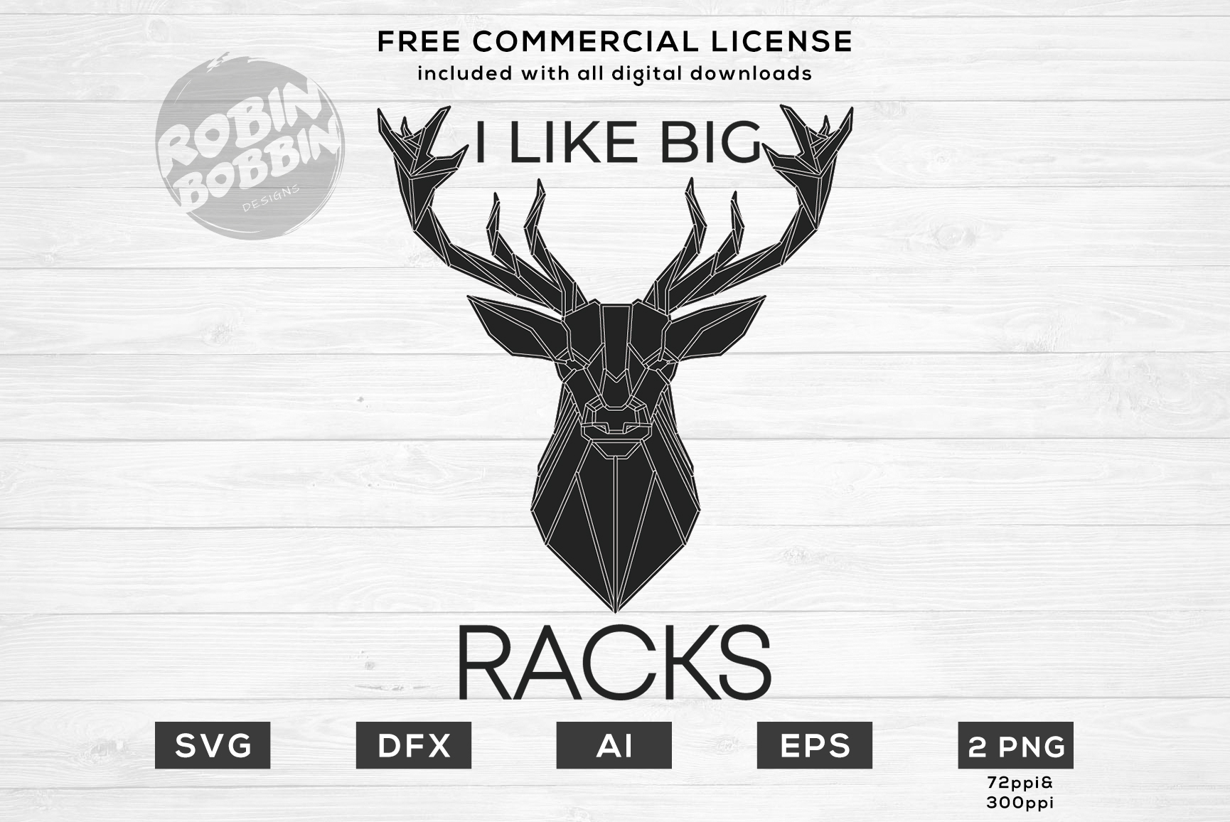I Like Big Racks Design for T-Shirt, Hoodies, Mugs and more example image 1